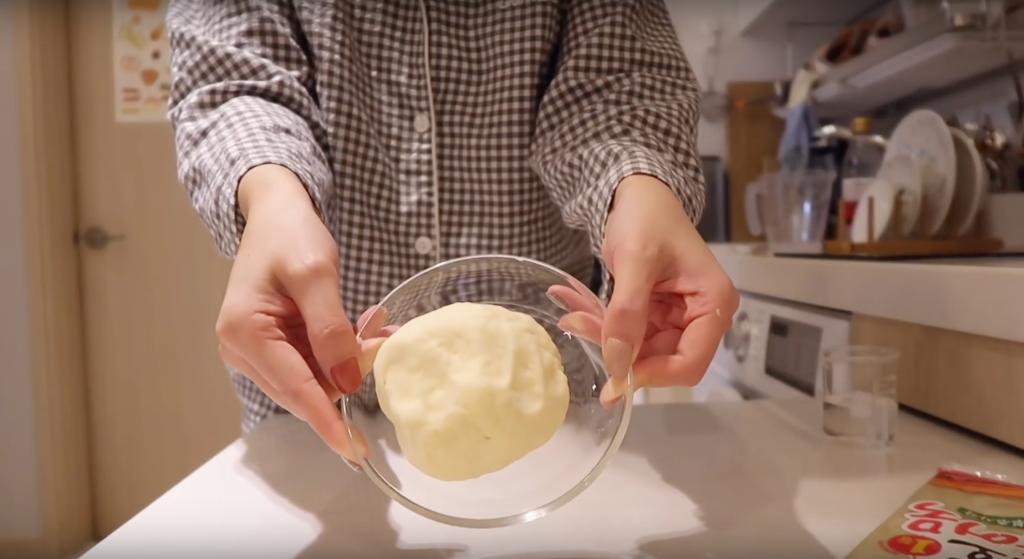 オンドが作るスジェビトッポッキのレシピ
