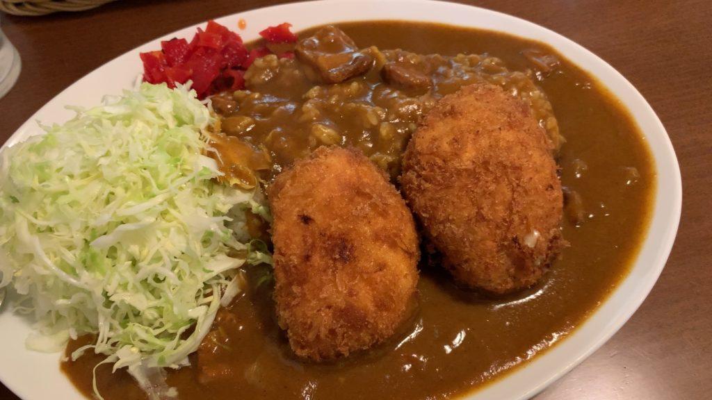 蒲田でカレーを食べるならキッチンすみっこ