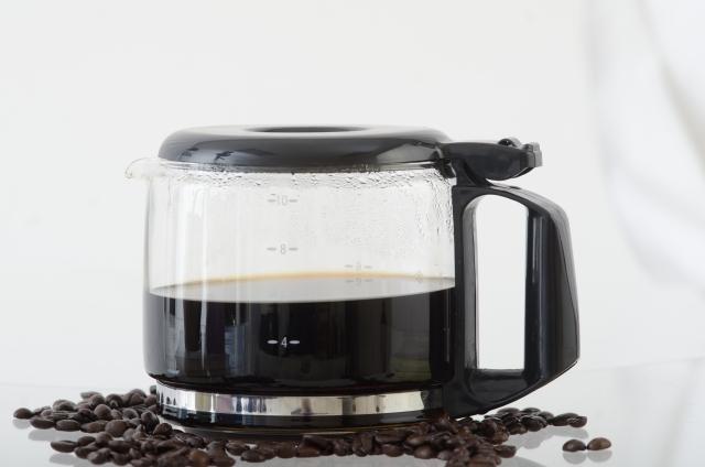 コーヒーサーバー 温め直し