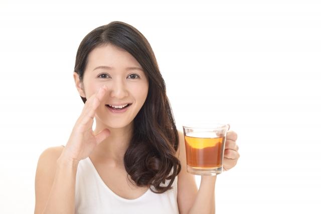 ホワイトデー 紅茶